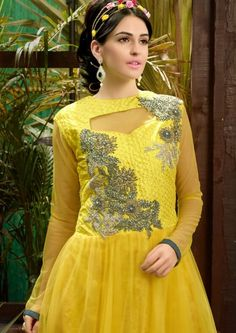 Gorgeous Semi Stitched Soft net Gowns @ 2200/- For Orders- Call or Whatsapp---8861568859 salwarstyles@gmail.com Net Gowns, Formal Dresses, Style, Fashion, Dresses For Formal, Swag, Moda, Formal Gowns, Fashion Styles
