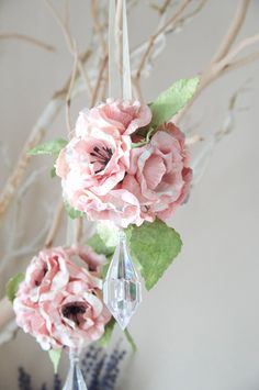 these are pretty for spring, but I have no idea where I would put them. Spring Celebration Pomander. $14.95 from Etsy.