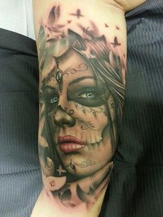 Tattoo by Tibor Szalai