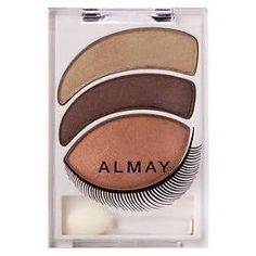 Almay Intense I-color Satin-i Kit / Trousse 412 Eye Shadow Trio For Blues (NEW)