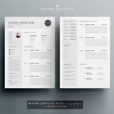 Die 19 Besten Bilder Von Bewerbung Design Vorlagen Resume