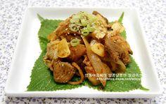 돼지고기 김치 볶음.. – 레시피 | Daum 요리