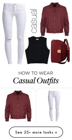 """casual"" by zgracia on Polyvore featuring WearAll, ONLY and The Code"