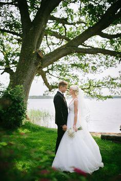 Bröllop Maria och Peter fotograf David Berg