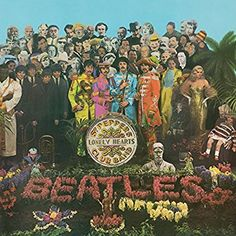 The Beatles - Sgt.Pepper's Lonely Hearts Club Band (LP Mono) [Vinyl LP]