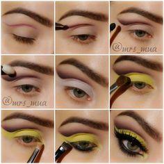 Cool Makeup Tutorials