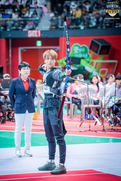 """Idol Star Athletics Championships"""" Releases Photos From Archery Event Taeyong, Jaehyun, Nct 127, Fandoms, Entertainment, Winwin, Kpop Boy, Nct Dream, Photo Book"""