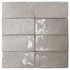 Splashback Tile Catalina Gris 3 in. x 6 in. x 8 mm Ceramic Floor and Wall Subway Tile-CATALINA3X6GRIS - The Home Depot