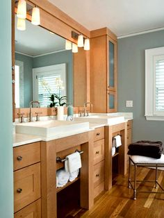 Some chromatic contrasts have a relaxing and calming effect, such as blue and yellow. The smart use of these two colors can create a soothing, warm and inviting room.  Read more: http://www.howtobuildahouseblog.com/design-elements-for-your-home-with-a-soothing-effect/#ixzz3PxRQnijF