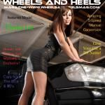 Wheels and Heels Magazine Featuring Elysha Lee ...