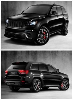 10 of the Fastest SUV's on the Planet. This SRT badboy packs a powerful punch. Click to see more. #SUV #spon #speed
