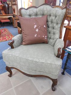 Occasional Chair $195.00 - Consign It! Consignment Furniture