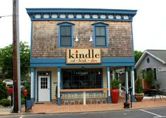 Kindle Restaurant - 111 Bank Street, Historic Lewes, Delaware One of my son's favorite restaurants! Lewes Beach, Rehoboth Beach, Delaware Restaurants, Great Restaurants, Lewes Delaware, Fenwick Island, Bethany Beach, Vacation Spots, Vacation Memories