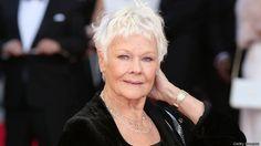 """Absolutely Brilliant""  Dame Judy Dench #Feldenkrais experience  www.BodyOfKnowledge.ws"