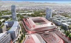 Brazil's largest soccer club interested in pursuing MLS team in Vegas Stadium Wallpaper, Vegas Lights, New York City Fc, International Soccer, Top Soccer, Soccer Stadium, Las Vegas City, Major League Soccer, Soccer News