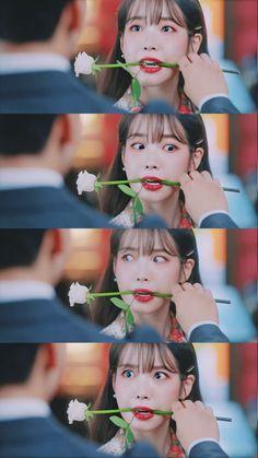 Korean Actresses, Korean Actors, Iu Hair, Kim Sejeong, Sung Kyung, Drama Memes, Bts Funny Videos, Moon Lovers, Korean Star