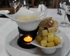 Traditional cheese fondue Alpine Cuisine Days at BlackSeaRama Clubhouse Bistro  www.blacksearama.com
