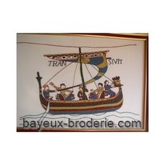 boat bayeux tapestry