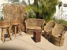 bamboo patio furniture