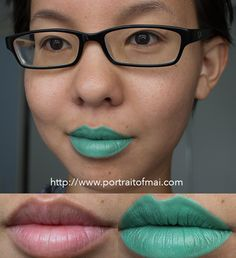 Limnit Lipsticks New Collection/Formula Swatches and Review :: The Other Side