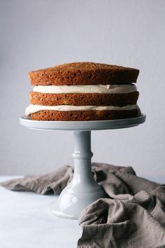 Simple Carrot Cake w
