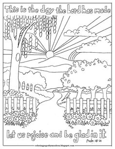 Coloring Pages for Kids by Mr. Adron: This is the Day The Lord Has Made, Print and Color Page for […] Make your world more colorful with free printable coloring pages from italks. Our free coloring pages for adults and kids. Bible Verse Coloring Page, Coloring Pages For Kids, Coloring Books, Coloring Sheets, Fairy Coloring, Kids Coloring, Mandala Coloring, Free Coloring, Scripture Doodle