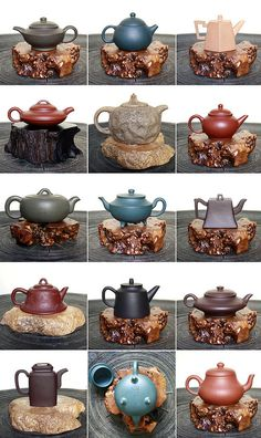 Pottery Teapots, Ceramic Teapots, Pottery Mugs, Ceramic Pottery, Chinese Tea Set, Japanese Tea Set, Yixing Teapot, Pottery Handbuilding, Tea Culture