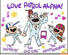 Gravity Falls - Love Patrol Alpha - Part Mystery Of Gravity Falls, Libro Gravity Falls, Gravity Falls Art, Gravity Falls Poster, Pinecest, Desenhos Gravity Falls, Mabel Pines, Reverse Falls, Billdip