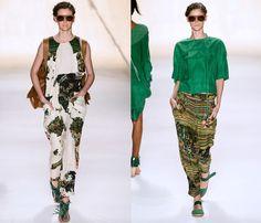 Cantão 2014 Summer Womens Runway Collection - Fashion Rio - Rio de Janeiro Brazil Southern Hermisphere 2014 Verao Mulheres Desfile