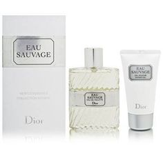 EAU SAUVAGE by Christian Dior for MEN: EDT SPRAY 3.4 OZ & SHOWER GEL 1.7 OZ (TRAVEL OFFER) by Dior. $68.00. Recommended Use: evening. Design House: Christian Dior. Fragrance Notes: rosemary, lemon, citrus and basil, a popular fragrance for years.. EAU SAUVAGE by Christian Dior for MEN EDT SPRAY 3.4 OZ & SHOWER GEL 1.7 OZ (TRAVEL OFFER) Launched by the design house of Christian Dior in 1966, EAU SAUVAGE by Christian Dior possesses a blend of rosemary, lemon, citrus and basi...