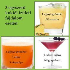 Ízületi fájdalom | Socialhealth Natural Healing, Doterra, Healthy Drinks, Keto Recipes, Health Tips, Smoothies, Vitamins, Remedies, Food And Drink