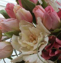 Gallery : Naomi Yamamoto's Sugarcraft Studioo Fondant Flowers, Sugar Flowers, Cake Flowers, Cake Decorating Techniques, Decorating Cakes, Wilton Fondant, Gum Paste Flowers, Sugar Craft, Cupcake Cakes