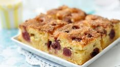 Hungarian Recipes, Hungarian Food, Sour Cherry, Pound Cake, Coffee Cake, Apple Pie, Muffin, Easy Meals, Sweets