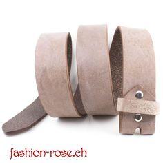 Vintage Optik Nude Ledergürtel Wechselgürtel Schnallen Geschenkidee Rind, Napkin Rings, Bracelets, Leather, Vintage, Jewelry, Fashion, Silver Decorations, Armband