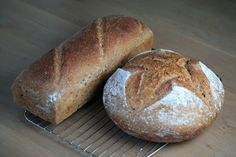 Zelf speltbrood bakken