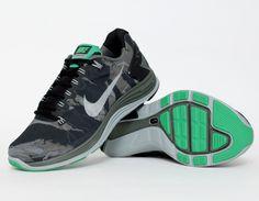#Nike LunarGlide 5 Camouflage