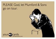 Yes please. I missed them when they were in the state, so they need to go on another tour!