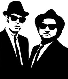Blues Brothers (1980) Dan & John