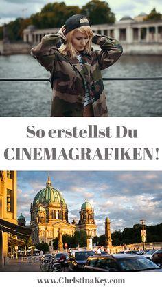 Fotografie Tipps: So erstellst Du Cinemagrafiken! II Tutorial mit Step by Step Anleitung II Verfasst von CHRISTINA KEY - dem Fotografie- und Fashion Blog aus Berlin