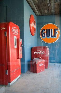 A Coke on the Gulf?