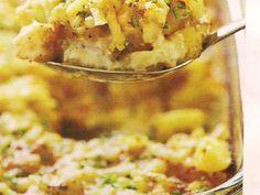 Delmonico Potato Casserole- America's test kitchen recipe- one of my go to recipes!