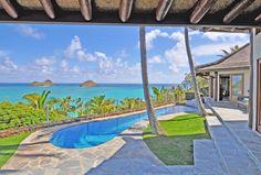 Kailua Real Estate | Luxury Lanikai Ocean ViewHome | Oahu Hawaii Real Estate Blog - HomeShoppeHawaii.com