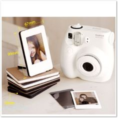 New 7 Color Magnetic Photo Frame Pictures For Fujifilm