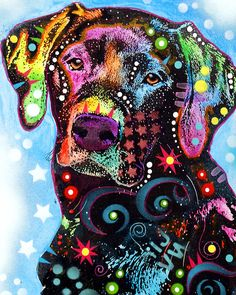 "dog art - repinned from my gifted friend, Kathy Tarochione's, Pinterest. Her ""Pet Life Stories,"" memorabilia creations and online art are amazing... and all she does. I recommend that you follow Kathy!"