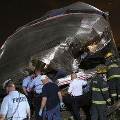 Speed, not 'crumbling infrastructure,' eyed in Amtrak derailment