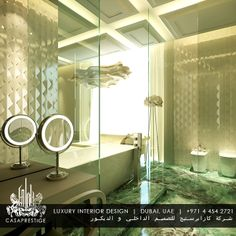 Luxury Bathroom Interior Design In Dubai From Www Casaprestige