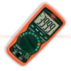 http://termometer.dk/multimeter-r13262/digitale-multimetre-r13263/multimeter-automatisk-omradevalg-53-MN47-r13310  Multimeter, automatisk områdevalg  Indbygget berøringsfri spændingsdetektor (100 til 600VAC)  AC / DC spænding, AC / DC strøm, modstand, kapacitans, frekvens, type-K Temperatur, Duty Cycle, Continuity / Diode  Autoranging med manuel overstyring  4000 tæller LCD display med høj kontrast  Relativ og Data Hold funktioner  Komplet med testledninger, wire sensor...