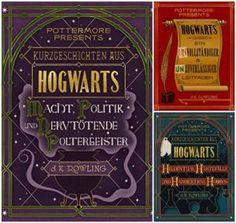 Pottermore presents - (Kurzgeschichten aus) Hogwarts 1.5/5 Sterne