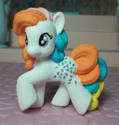My Little pony custom Confetti by SanadaOokmai.deviantart.com on @deviantART