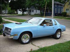 1978 pontiac sunbird - Google Search